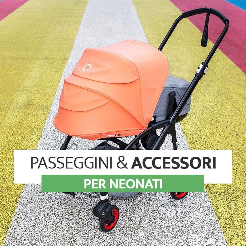 Passeggini e accessori neonati